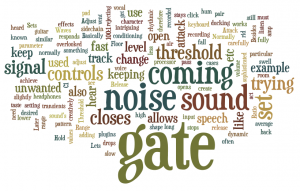 Noise Gate Basics